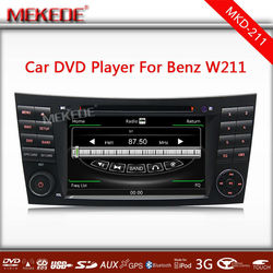 Car DVD Player GPS Nav for Mercedes Benz W211, CLS W219 CLS350, CLS500, CLS550 Radio Bluetooth TV 3G