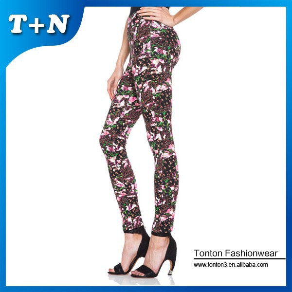 ladies colorful leggings with your own design