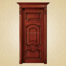 Antique Style Walnut Wood Interior Entry Doors