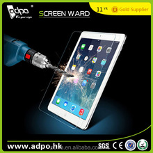 High clear anti-radiation tempered glass screen protector for ipad mini