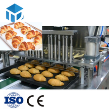fully automatic croissant bread making machine product line in China automatic croissant machine