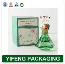 Alibaba Wholesale Empty Perfume Bottle Packaging Perfume Oil Box