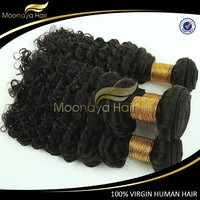 Flower hair accessories 100 chinese remy hair extension