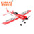 Hot Sale Global Drone WLtoys F929-A RC Planes Electric 6 Axis Gyro Fixed Wing Light Sport Electric Toy Foam Glider Plane