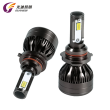 Ce Rhos Approval Built-In Smart Driver 4500Lm Car Light Auto 9006 9005 Led Headlight