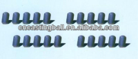 Cast grinding alloy steel balls capsule made in China