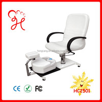 HC2501 pedicure spa new spa chair with acrylic pipeless jet/foot bath pedicure