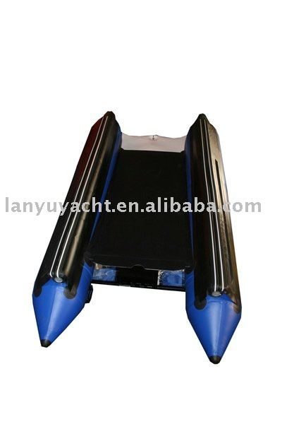 inflatable high speed boat/ inflatable catamaran LY-380