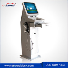 wall mounted atm machines network pc touch screen internet kiosks payment machine