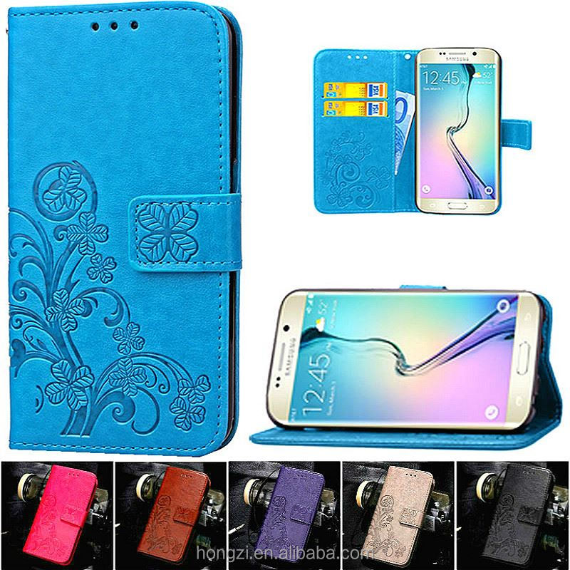 For Samsung Galaxy S6 S7 Edge Grand Prime J1 Mini S4 S3 S5 A5 A3 2016 J5 J3 Flip Wallet Leather Case For iPhone 5 5S 6S 6 7 Plus
