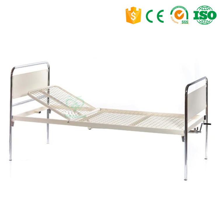 MY-R011B High Quality Single manual crank care bed with Factory Price