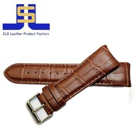 2015 high quality newest europe style leather watch band