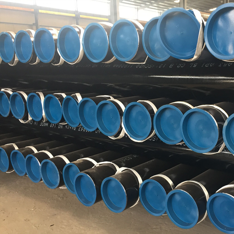 Factory direct sale carbon steel cement lined pe coated steel pipe