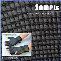 No-slip shark skin SBR Neoprene rubber sheet
