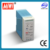 MDR-40-12 Single output 40w industrial din rail power supply 12v with CE certificate