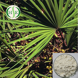 Natural Fatty Acids Manufacturer Supply Saw Palmetto Extract