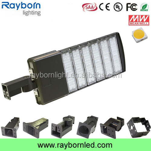 daylight waterproof IP66 300w parking lamp led street light for hospital parking lot