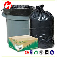hot sale 20 pack contractor Plastic Garbage Trash Bag