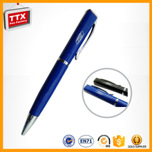 Horse head custom logo pens with custom shape ,box packing is available