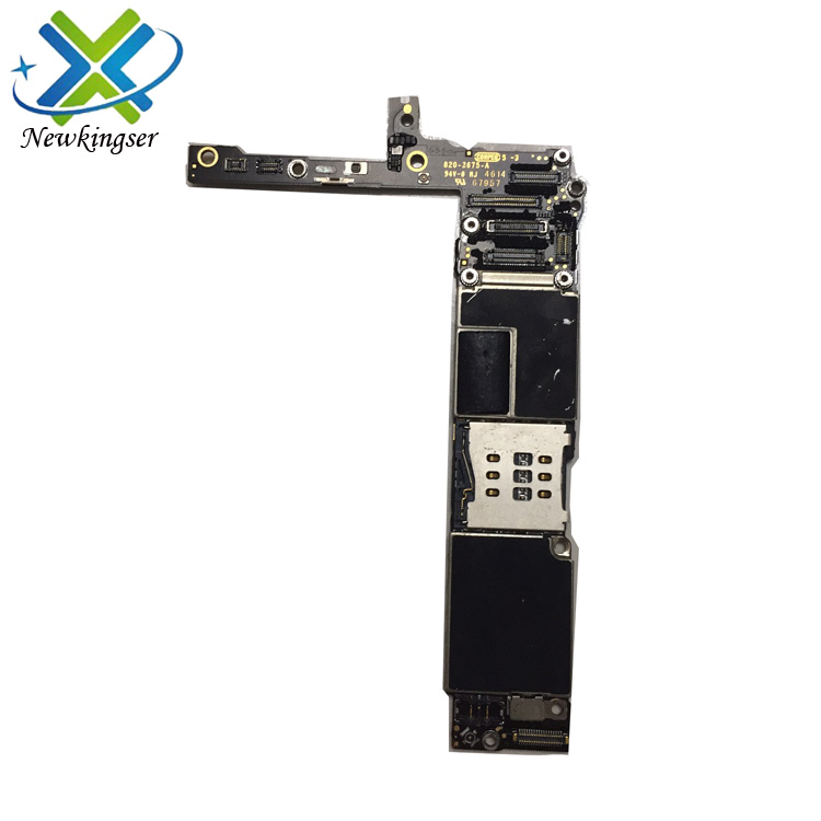 High quality mainboard for iphone 7 plus mobile phone motherboard