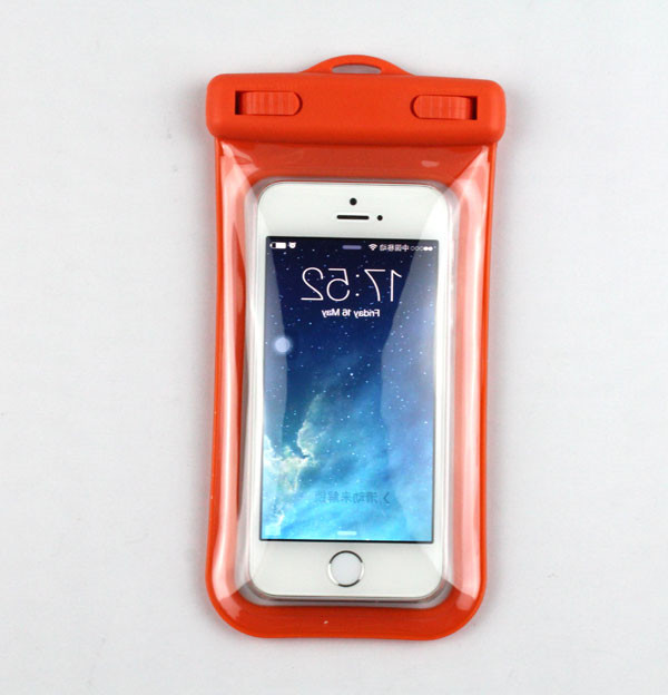 2016 New Design PC+TPU waterproof/Shockproof with clear back Case Cover for Iphone