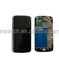 Replacement LCD assembly with frame For LG NEXUS 4 E960