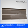 20 years Resistant to color fading PVC Vinyl Siding Manufacturer