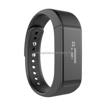 iWOWN fit i5 Plus Waterproof Smart Bracelet Caller ID and Message Reminder Pedometer wristband