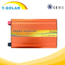 Y-SOLAR Off Grid power 3000w Solar Inverter 12/24 DC to 220VAC