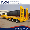60t Heavy Duty Excavator Transport Tri