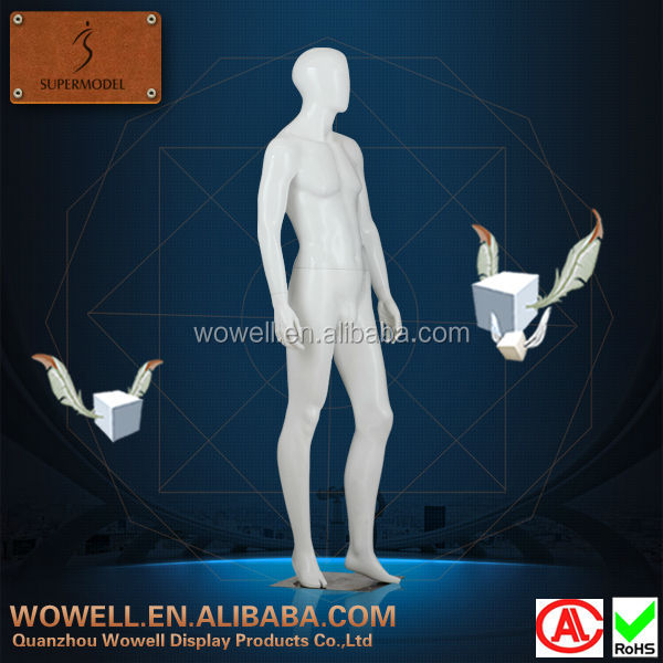 Fashional muscle inflatable male mannequin