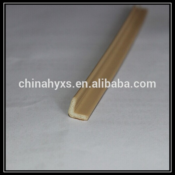 Wooden door weather sealing strip (V-typed)