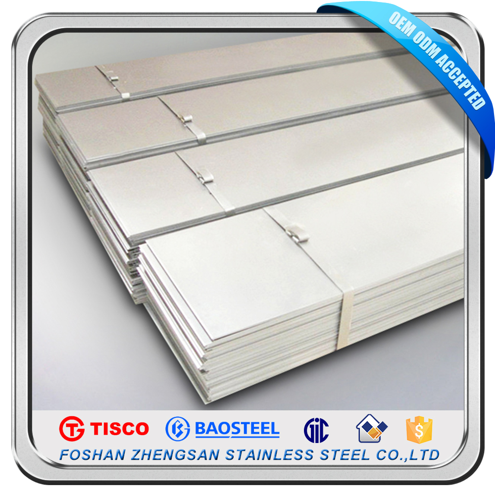 Best Sales Product 400 Series Shim Plate Ss 409 Stainless Steel Plate
