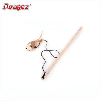 Wholesale High Quality Cat Feather Toy & Pet Toys For Cats, cat wand toy,cat teaser stick toy