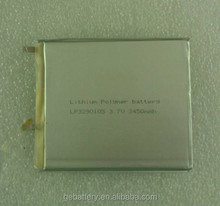 3090105 3.7V 3450mAh Lithium Polymer Battery for Tablet PC / MID / PDA