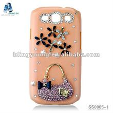 New fashion case for samsung galaxy s3 belt clip case BY-786