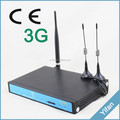 YF360-H RS232 RS485 3g router ethernet sim with external antenna