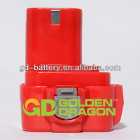 Cordless Drill Battery 9.6V for Makita 192638-6 battery, Ni-CD, Ni-MH, 1.3Ah-3.3Ah