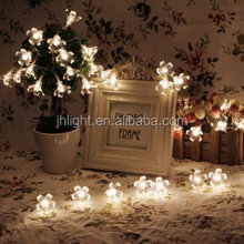 Holiday decoration christmas warm white led flower tree light cherry blossom lights/Warm white led sakura tree light for Xmas