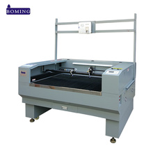 Agent in pakistan 1280 1390 1680 upper <strong>flat</strong> bed co2 laser cutting machine prices with projector