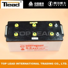 SINOTRUK SPARE PARTS, HOWO PART, battery WG9100760065