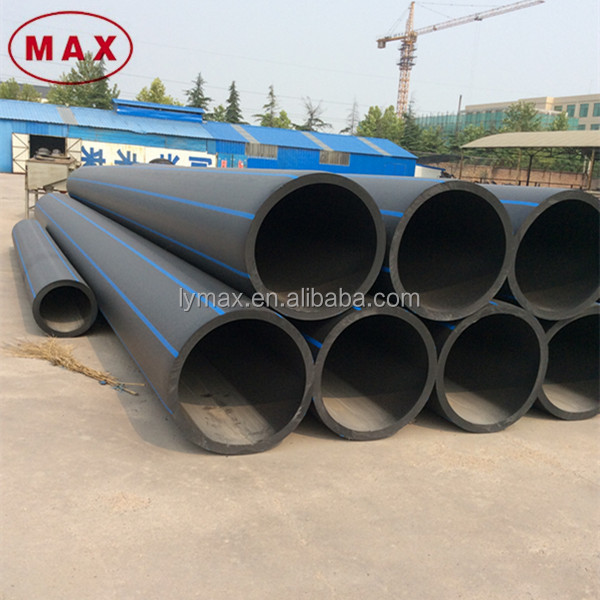 "24 inch drain pipe, 24"" polyethylene hdpe pipes for sewer & drainage"