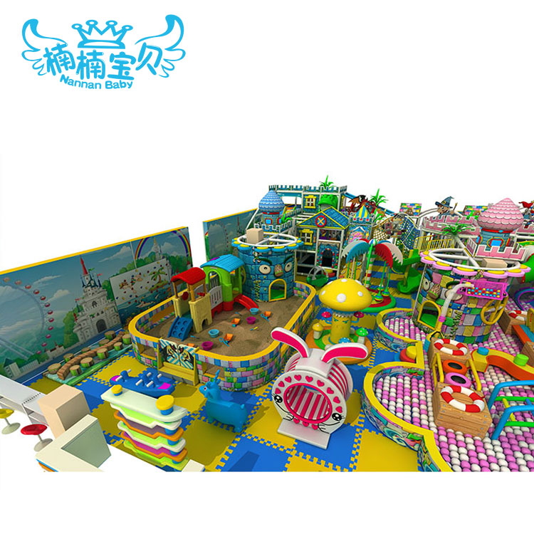 Hot sales zoo animals kids indoor playground equipment design