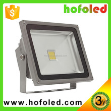 stadium stage color changing outdoor led flood light 50w