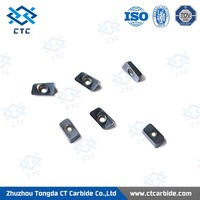 Supply carbide aluminum cutting insert with high quality