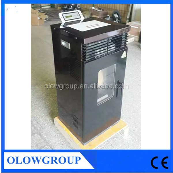 China best selling wood pellet burning stove biomass - Feu a pellet ...