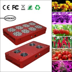 360w apollo 8 led grow light 3W led chip hydroponic led grow light