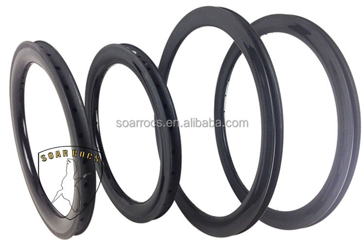 "New model 20inch BMX carbon bicycle rims 30mm clincher 30mm width BSD 406mm for kid bike rims 20"" BMX racing/freestyle rims"
