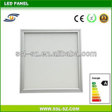 High Quality DALI/1-10V/traic/PWM dimming 600*600 led flat panel wall light
