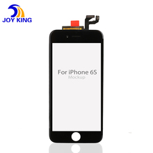 New products mobile phone lcd Original replacement for Apple iPhone 6 / 6S touch LCD screen 4.7 Inch with digitizer Black/White